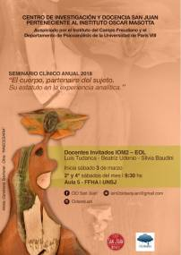 Seminario Clínico Anual 2018 - CID San Juan