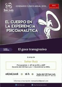 Seminario Clínico Anual 2018 - CID San Luis